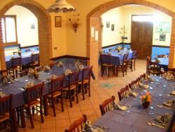 Agriturismo Nonna Cecilia: la nostra sala ristorante