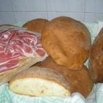 Agriturismo Nonna Cecilia: il pane fatto in casa